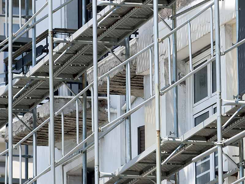 Artigian Pietre Impresa Costruzioni Edili Ristrutturazione Palazzo