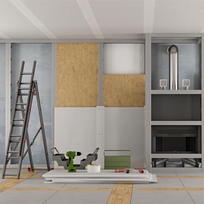 Noi di Artigian Pietre, Impresa Costruzioni Edili, sia specializzati nella realizzazione di opere di manutenzione appartamenti.